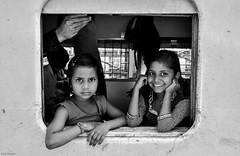 India 13 (bananacake1000) Tags: india children delhi indianrailways streetportrait streetphotography monochrome nikon travel photojournalism portraiture