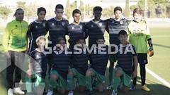 "Liga Autonómica Infantil. Valencia C.F. SAD ""A"" - S.C.D. Intangco ""A"""