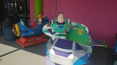 Buzz Met the Wrong Woody! (Conversus W. Vans (Paul)) Tags: toystory woody buzzlightyear andy disney woodywoodpecker chillywilly walterlantz cartoons