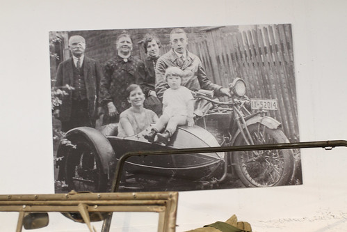 Fotografie im Mountain Motorcycle Museum
