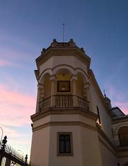 Sunset in Sevilla [II] (Olivier So) Tags: spain españa andalusia andalucía sevilla seville plazadetoros bullring sunset maestranza