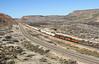 BNSF 6275 Valentine, Arizona (Dennis Kraus) Tags: bnsf valentine arizona intermodal