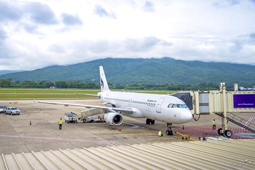 Bangkok Airways HS-PPH Airbus A320