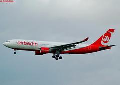 AIR BERLIN A330 D-ALPB (Adrian.Kissane) Tags: airberlin a330 shannon dalpb 432