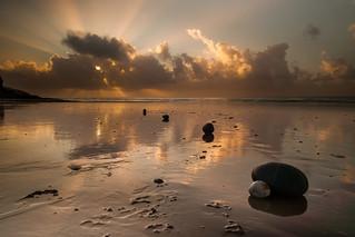 Amroth sunrise-1