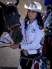 Cowgirl (_bobmcclure_) Tags: cowgirl kingman arizona horse parade rodeo queen southwest usa