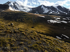 only your way has a sence. (Leona Gorden) Tags: landscape outdoor foothill hike leonagorden travel nature beauty high leisure slopes mountain tranquil photography adventure kchr alania russia climbing tree highlands woods day sky light peak mountainside outside cloud horizontal colorful stones panorama hill grass riverbed hurzuk westelbrus elbrusdistrict field