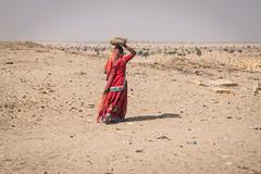 Rajasthan - Jaisalmer - Desert Safari traditional villiage-8