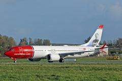 B737 MAX 8 EI-FYA NORWEGIAN (shanairpic) Tags: jetairliner b737 boeing737 shannon norwegian max irish eifya