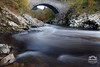 River Garry, Killiecrankie (Daniel Giza) Tags: bridge river garry killercrankie forest rock stream water waterfall landscape scotland perthshire autumn colours pass sigma 1020 canon 50d