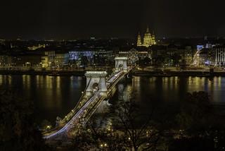 Budapest by Night...