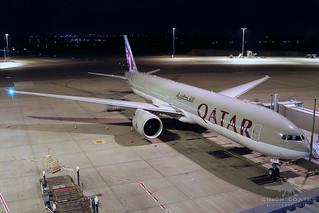 A7-BAK B77W QATAR AIRWAYS
