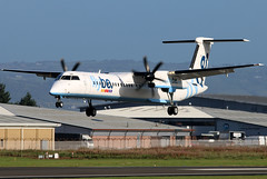 G-ECOR_01 (GH@BHD) Tags: gecor dehavilland dhc dhc8 dhc8402q dasheight bombardier be bee flybe bhd egac belfastcityairport turboprop airliner aircraft aviation