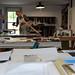 Ewa Berg in the Studio