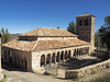 Quien busca halla... (la_magia) Tags: arte arquitectura romanico iglesia campanario campana arcos capiteles galeriasporticadas arquitecturaromanica carabias guadalajara españa