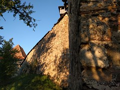 Viscri, a medieval fortified church in Romania (ashabot) Tags: romania unesco medieval
