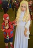 DSC_0096 (Randsom) Tags: newyorkcomiccon 2017 nyc convention october5 nycc comic book con costume newyorkcity october7 cosplay superhero javits october6 daenerystargaryen hbo gameofthrones spiderman