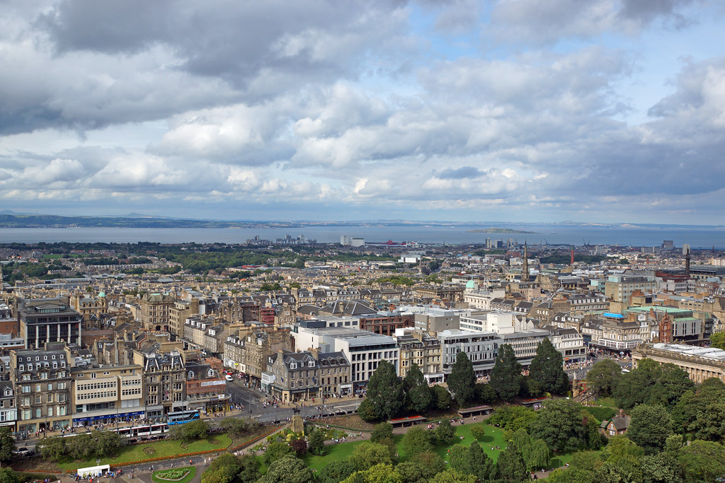 Edinburgh Scotland, data recovery