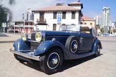1934 Hispano-Suiza J12 diecast 1:24 made by Danbury Mint (rigavimon) Tags: diecast miniaturas 124 1934 hispanosuiza danburymint antofagasta
