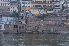 Varanasi - Ganges River - boat ghats-7-2