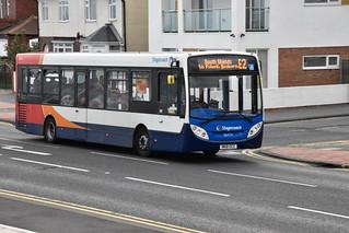 Stagecoach South Shields • 36474 • NK61 ECZ