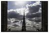 Cathédrale Notre Dame - París (Jose Losada Foto) Tags: ciudades fotografia fotografía jose joselosada nikon nikond90 parís vacaciones acoruña francia notredamedeparis cathédralenotredamedeparis catedraldenotredame lafrance excursión cielo sky nubes nuages