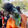 Zombie Walk 2017 (Ricardo Luna P) Tags: zombiewalk zombie georgeromero costumes cosplay cosplayers gore bizarro people crazy blood cool love fun parade santiagochile santiagocentro chile like