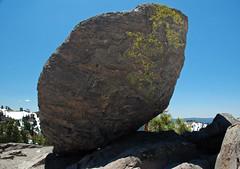 Pleistocene glacial erratic (south of Mt. Lassen, California, USA) 8 (James St. John) Tags: glacial erratic pleistocene lassen volcano national park california