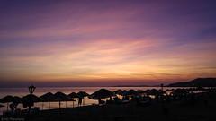 Colours (Anthony P26) Tags: category erdek kapidag places seascape travel turkey sunset evening dusk sky sea water clouds goldenclouds beach parasole coastal coast coastline seashore outdoor lg