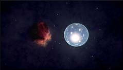 IC 4604 Sector DL-Y d19 A 5 (CMDR Snarkk) Tags: elite dangerous planet terraformable dsn luxury tour