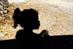 Durstiger Schatten / thirsty shadow (UlvargHS) Tags: schatten silhouette rhodos griechenland urlaub wandern reisen ausflug ulvarg sony 35mm