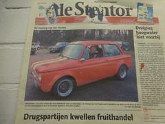 Stentor 2011: 71-27-GU SUNBEAM  IMP 1969 Velp (willemalink) Tags: 7127gu sunbeam imp 1969 velp