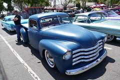 1948 chevrolet (bballchico) Tags: 1948 chevrolet custom ronbeard loisbeard awardwinner westcoastkustomscruisinnationals carshow top2commercialaward