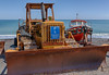 Ngawi Boat Dozers II - Parking Enforcement (kiwiflyer56) Tags: bulldozers hdr machines places vehicles wairarapa capepalliser wellington newzealand nz