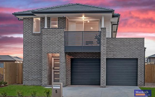5 Norval St, Kellyville NSW 2155