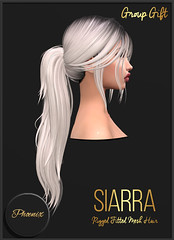 Phoenix Siarra (Lilly Herberg :::Phoenix::: Hair) Tags: mesh phoenix phoenixhair secondlife sl gift hair hairstyle halloween