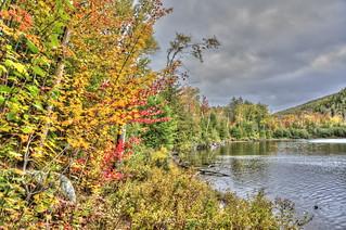 One Adirondack Fall Day 09 - Chapel Pond