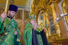 Вечерняя молитва накануне именин Правящего архиерея_15_ 02,11,2017