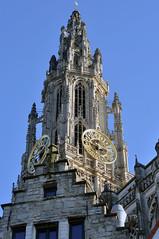 Kathedrale in Antwerpen, Belgium