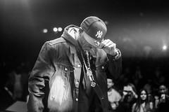 IMG_3949 (Brother Christopher) Tags: concert music performance brooklyn bk show artofrap artofrapshow rap hiphop culture brotherchris perform live mic stage bnw monochrome blackandwhite cnn caponennoreaga queens rakim bigdaddykane nore slickrick grandmasterflash furiousfive ghostfacekillah raekwonthechef wutangclan legend legedary icons explore