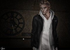 Spice wearing::GABRIEL:: Riders Jk open hoodie @ Uber Lucas Lameth Vintage Coin Necklace @ MOM Boutique 187 Nose Line Piercing (Two Too Fashion) Tags: secondlife secondlifemodel secondlifefashion secondlifeblogger twotoofashion gb gabriel gabrielridersjkopenhoodie ridersjkopenhoodie uber uberevent lucaslamethvintagecoinnecklace lucaslameth vintagecoinnecklace menonlymonthly mom boutique187 boutique187noselinepiercing noselinepiercing boutique187vipgroupspecialprice fashion fashionoutfit maleoutfit malemodel malefashion malejacketwithhoodie malenecklace nosepiercing malestyle fashionmale fashionmalestyle