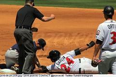 2016-06-29 2335 BASEBALL Gwinnett Braves @ Indianapolis Indians (Badger 23 / jezevec) Tags: 20160629 2016 gwinnettbraves braves indians indianapolisindians pittsburghpirates farm farmteam farmclub baseball 棒球 honkbal μπέιζμπώλ 野球 야구 бейсбол basebal béisbol كرة القاعدة hornabóltur pesapall bejzbal beisbuols bejsbol բեյսբոլ beysbol bejzbol besbol ბეისბოლის bezbòl כדורבסיס बेसबॉल ಬೇಸ್ಬಾಲ್ beisbols beisbolas indianapolis indiana minor minors minorleague team internationalleague aaabaseball ilbaseball aaa victoryfield field ballpark tribe player photo pictures images photography sports athlete action