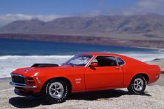 1970 Ford Mustang Boss 429 1/24 diecast made by M2 Machines (rigavimon) Tags: diecast miniaturas 124 1970 ford mustang boss 429 m2 antofagasta rinconada