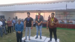 GGSIPU Sports Meet