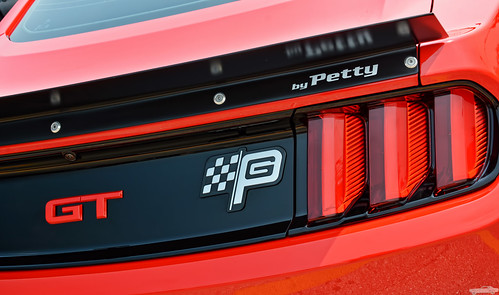 2015 Ford Mustang GT Petty's Garage