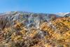 Mammoth Hot Springs (Pejasar) Tags: mammothhotsprings rock hotsprings mineralformation yellowstone nationalpark hike wyoming vacation