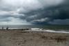 Wall cloud - Edisto Beach S.C. (DT's Photo Site - Anderson S.C.) Tags: canon 6d 24105mml lens edisto beach island atlantic low country storm cloud wind rain waves tide south carolina coastal carolinas