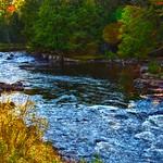 Saranac Lake  - New York  - Saranac River - Adirondack State National Park thumbnail