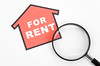 apartments for Rent in Doha (capitalone011) Tags: forrent home house realestate sign symbol concepts residential backgroud white black red choose searching magnifyingglass discovery research analyzing looking choosing apartments for rent doha