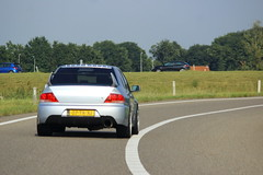 2007 Mitsubishi Lancer Evo (Dirk A.) Tags: 2007 mitsubishi lancer evo sidecode6 onk 07trxj